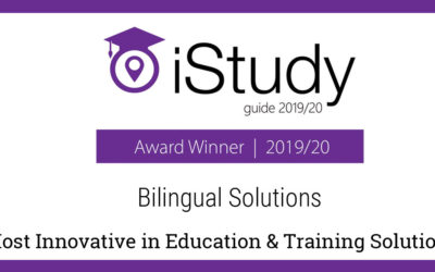 Bilingual Solutions wins iStudy Award 2019/20